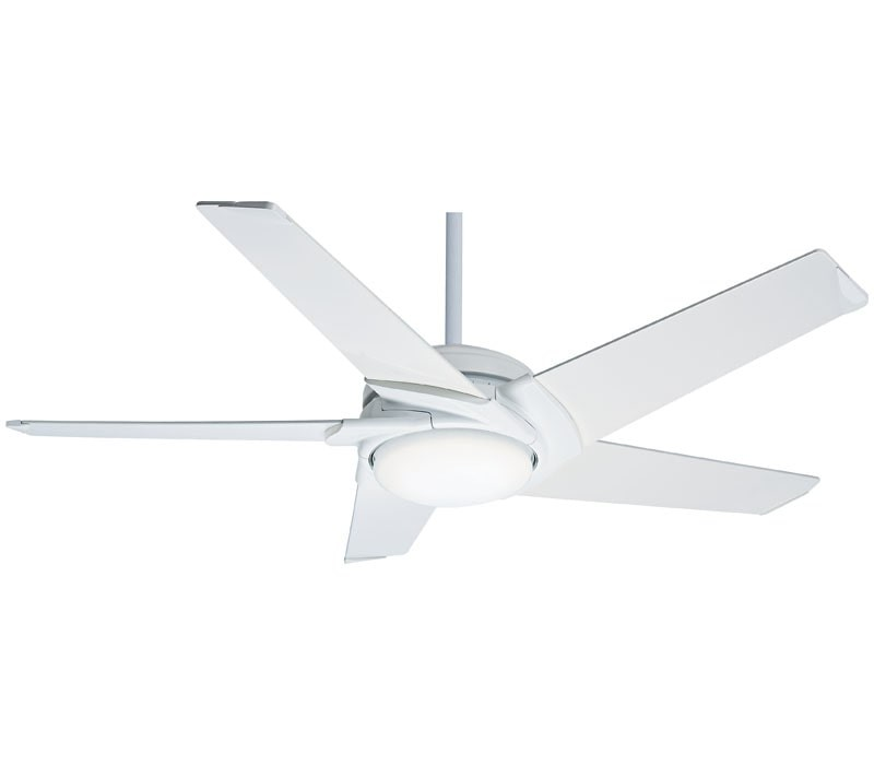 Casablanca 59094 Stealth 54 Inch Brushed Nickel Ceiling Fan