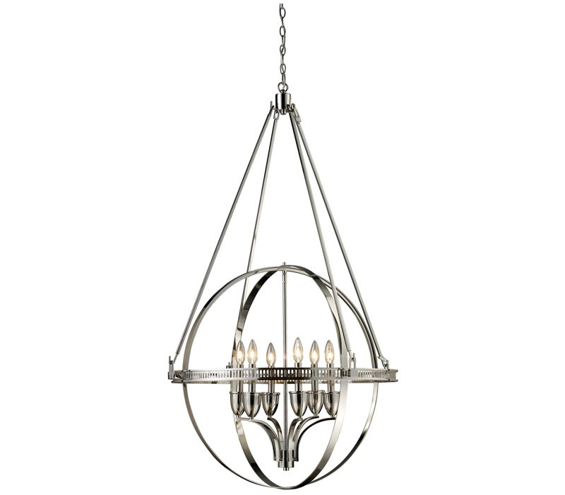 elk lighting hemispheres elk-hemispheres-chandelier-1