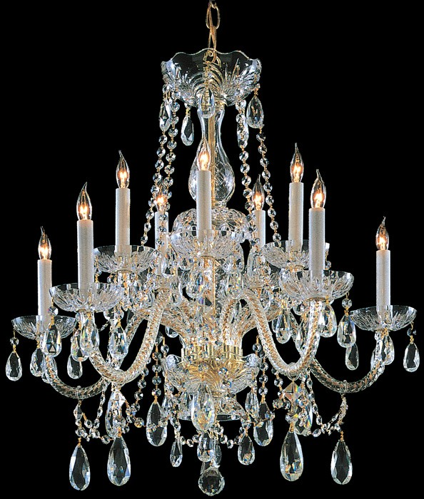 crystorama traditional crystal crysto-traditionalcrystal-chandelier-6