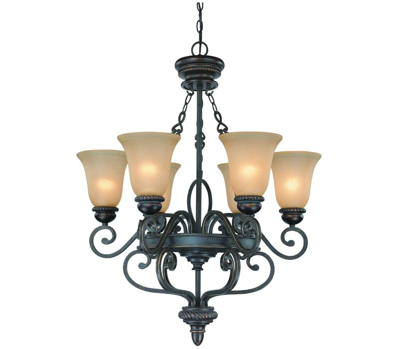 craftmade highland place craftmade-highlandplace-chandelier-1