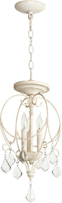quorum lighting ariel 2705-10-70