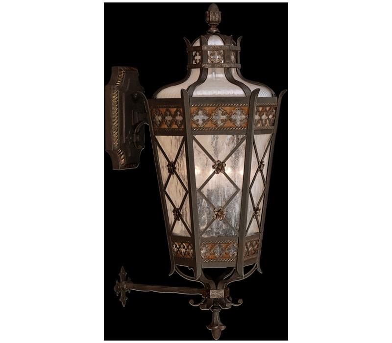 fine art lamps chateau fine-art-chateau-outdoor-wall