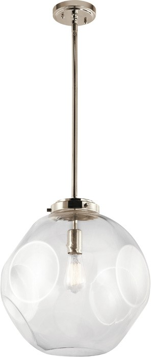 kichler lighting ellis 43780pn