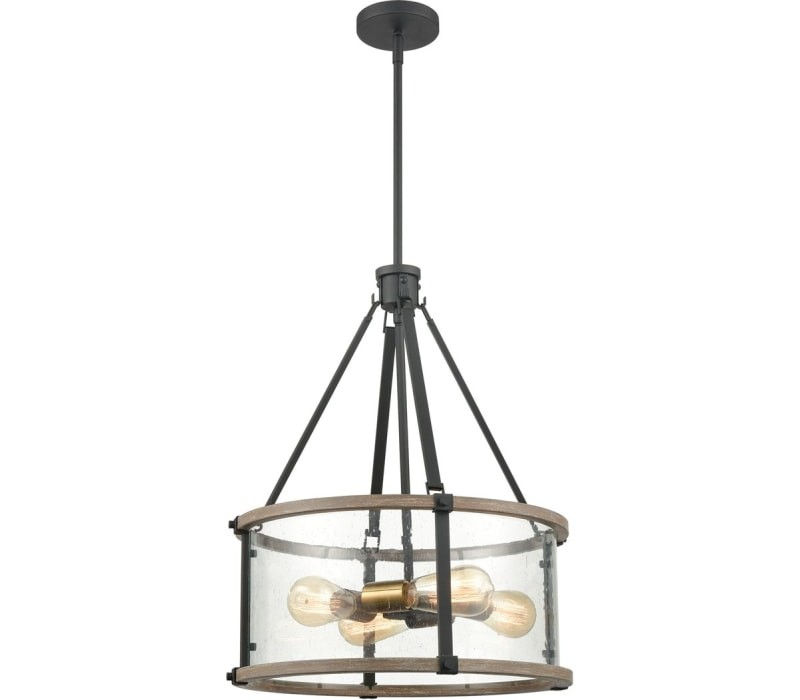 elk lighting geringer 47288/4