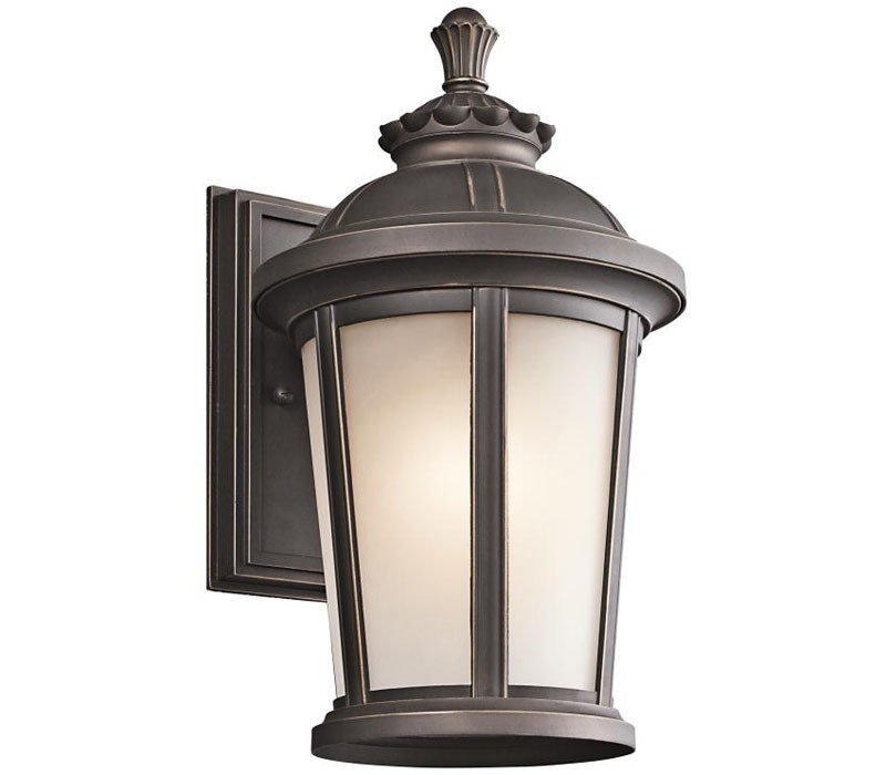 kichler lighting ralston kichler-ralson-outdoor-sconce