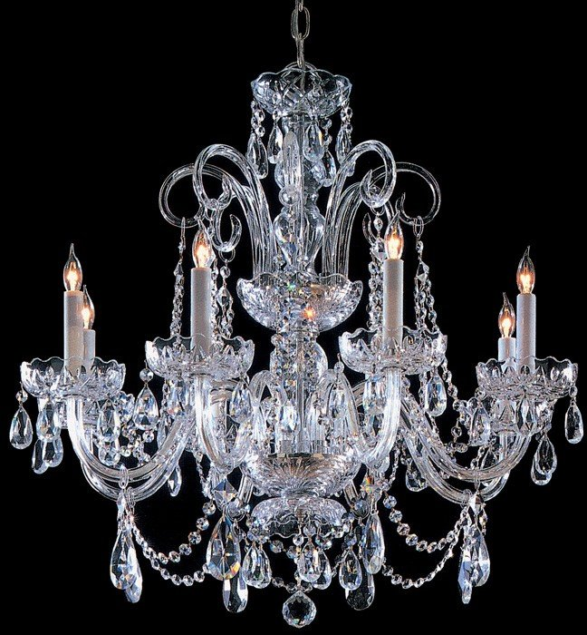crystorama traditional crystal crysto-traditionalcrystal-chandelier-13