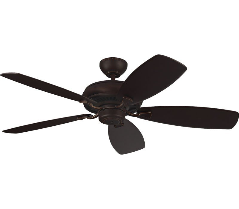 monte carlo ceiling fans light cast max 5lcm52