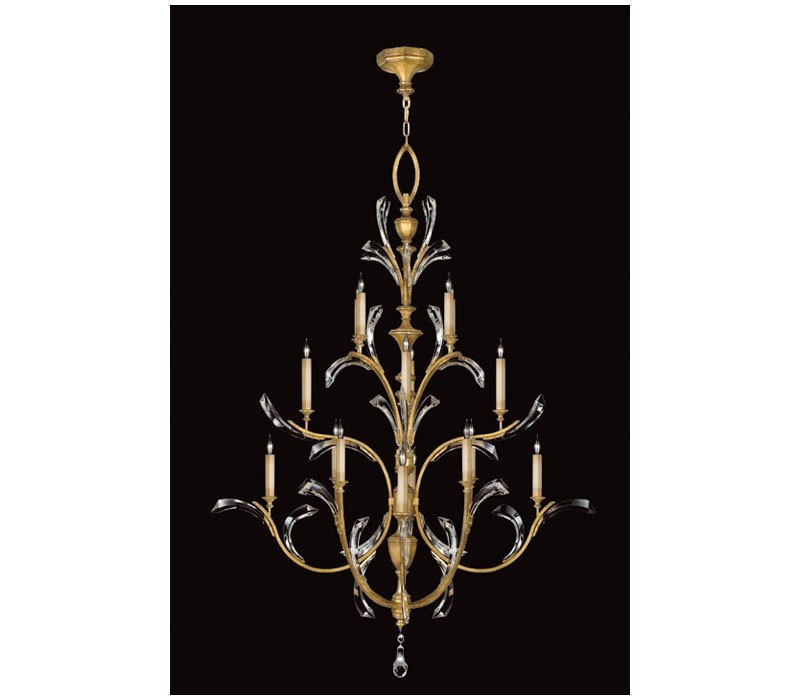 fine art lamps beveled arcs fine-art-beveled-arcs-chandelier-3
