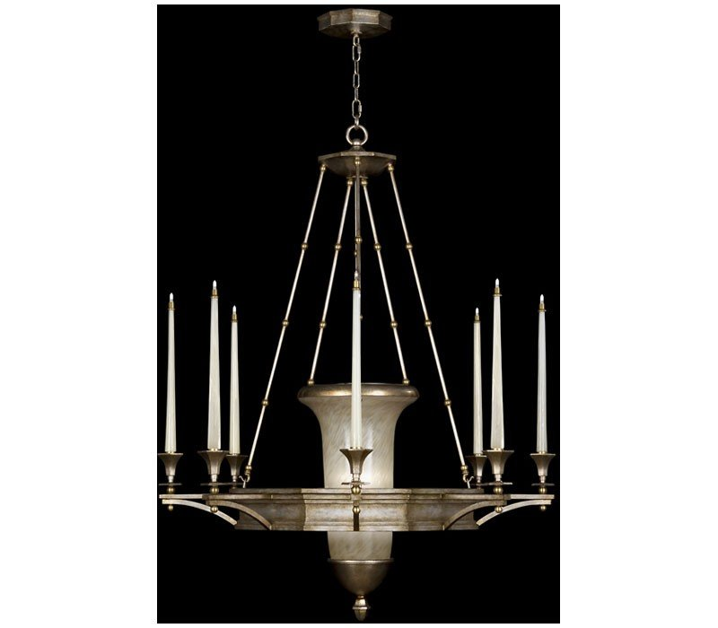 fine art lamps candlelight 21st century fine-art-candlelight-chandelier-2