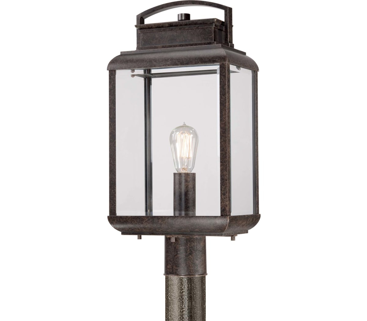 quoizel lighting byron brn9010ib