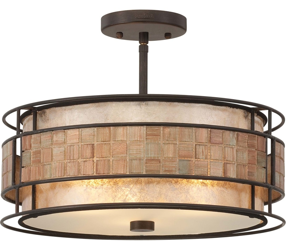 quoizel lighting laguna mc842src