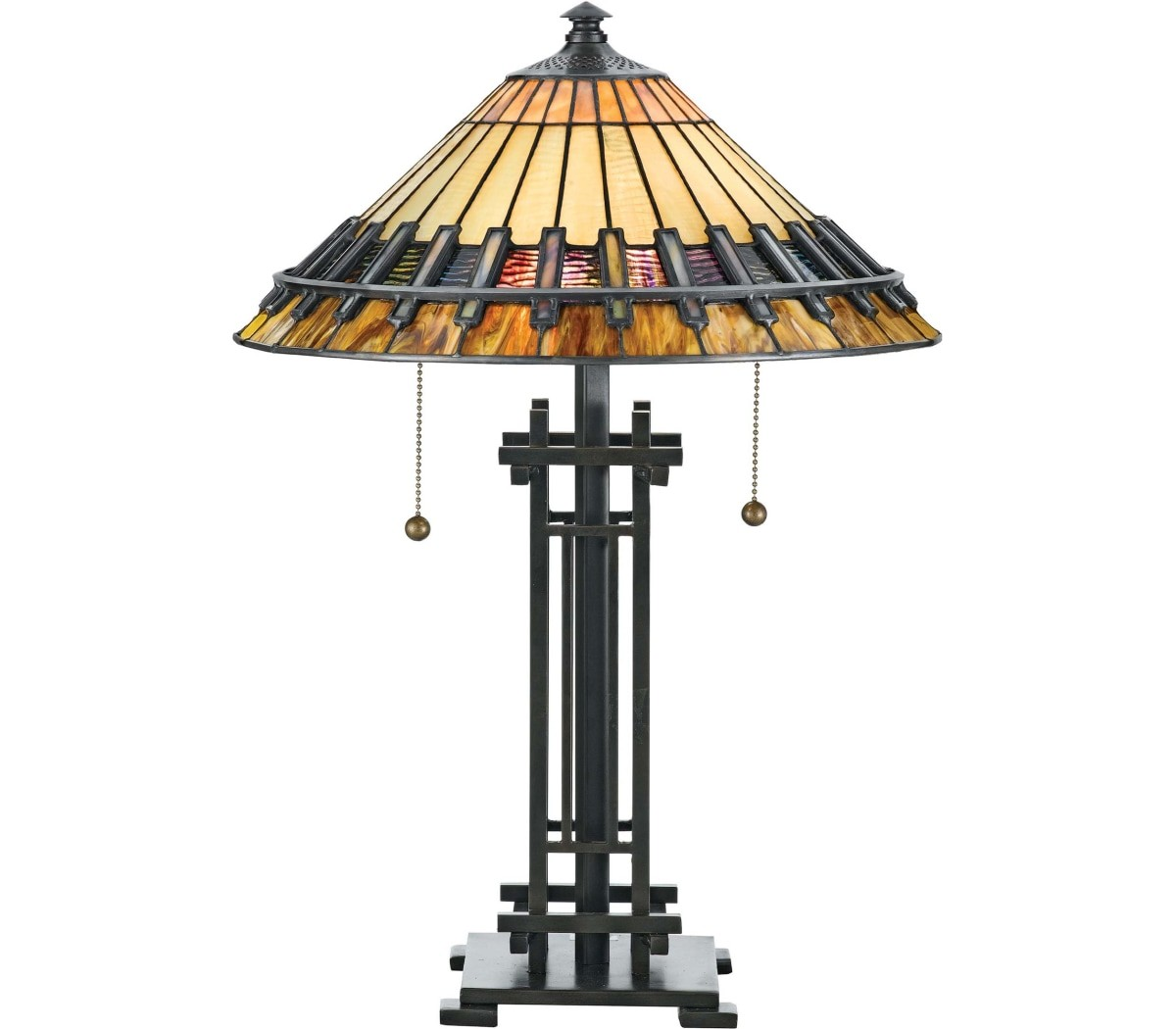 quoizel lighting chastain tf489t
