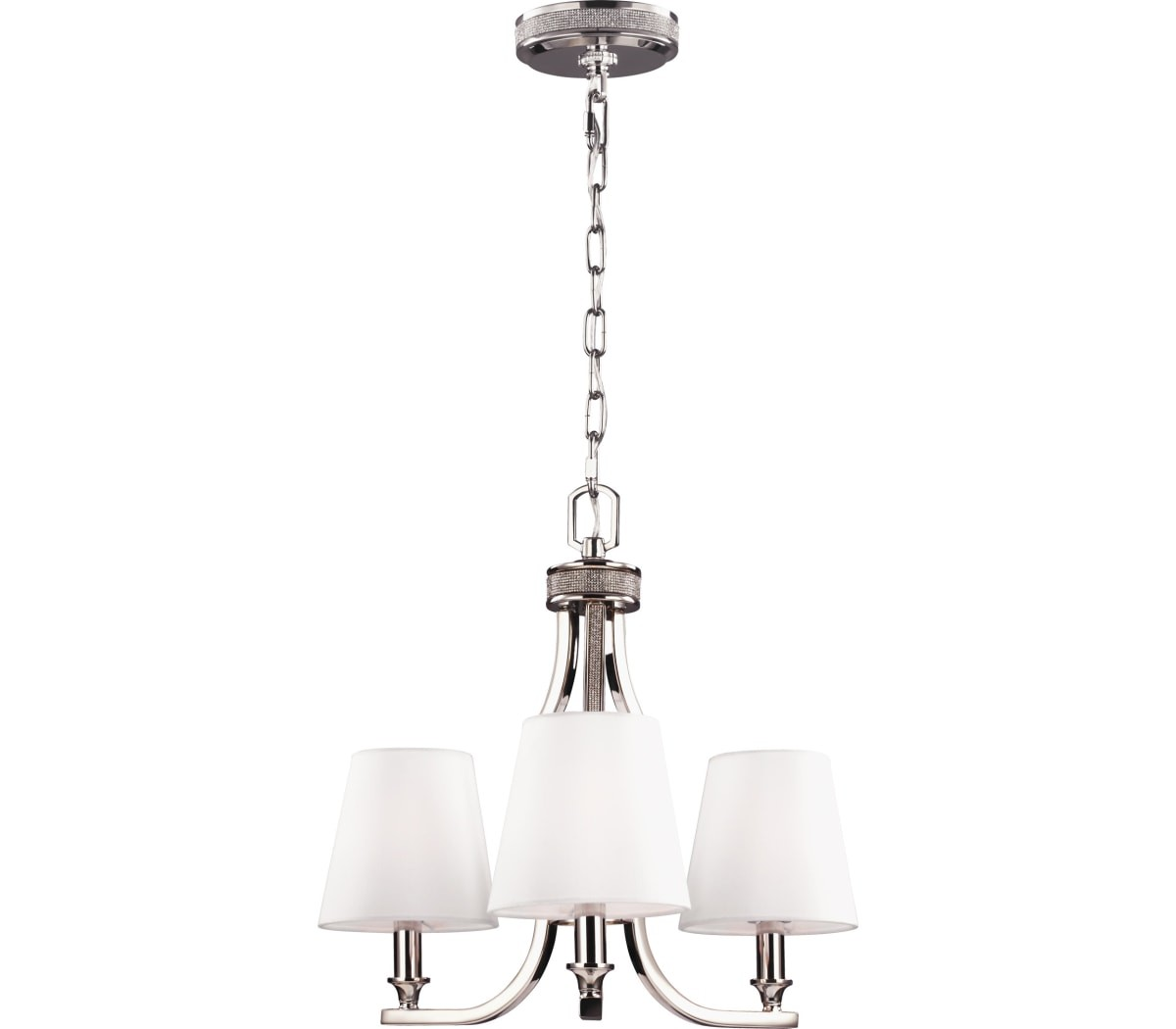 murray feiss pave feiss-pave-chandelier-1
