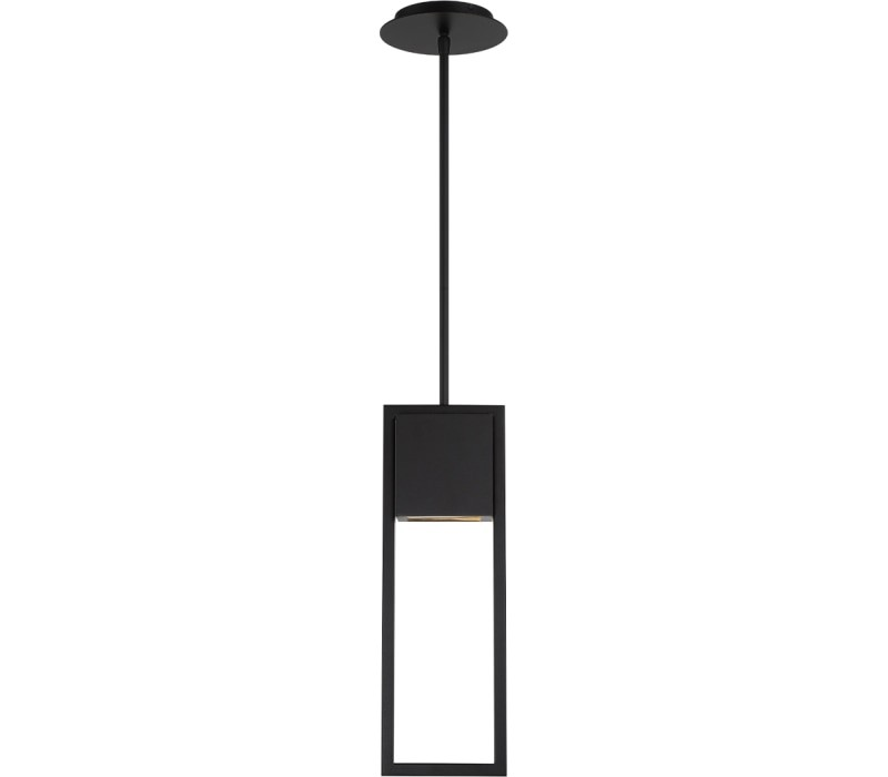 wac lighting archetype pd-w15918-bk
