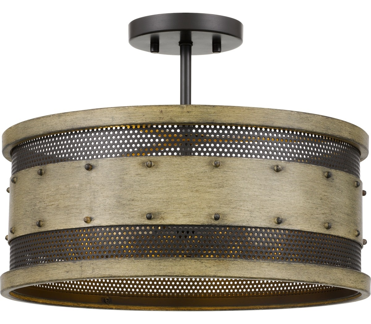 quoizel lighting roadhouse quoizel-roadhouse-semi-flush-1