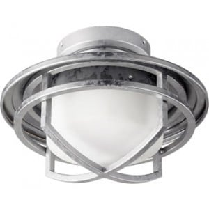 Windmill 1-Light Kit LED, 18 Watts, Galvanized