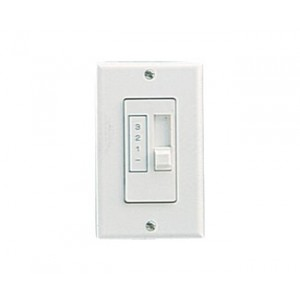 Slider Wall Control Kit (for Fan Only) - White