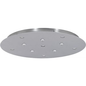11-Port Line-Low Voltage Round Canopy