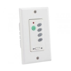 3-Speed, Light Dimming Wall Control