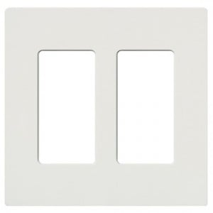 2-Gang Wallplate