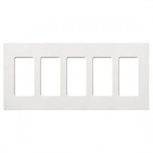 5-Gang Wallplate