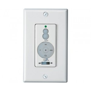 3-Speed Reversing and Up & Down Light Dimming Wall Control
