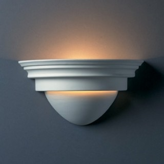 justice design cer-1005-bis ambiance wall lights