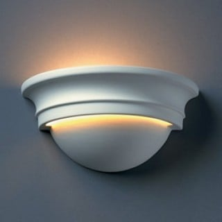 justice design cer-1015-bis ambiance wall lights