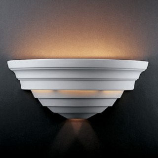 justice design cer-1155-bis ambiance wall lights