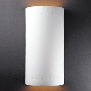 justice design cer-1195-bis ambiance wall lights