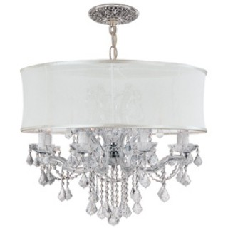 crystorama crysto-brentwood-chandelier-3 brentwood chandeliers