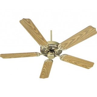 quorum ceiling fans 77425/77525 capri ceiling fan