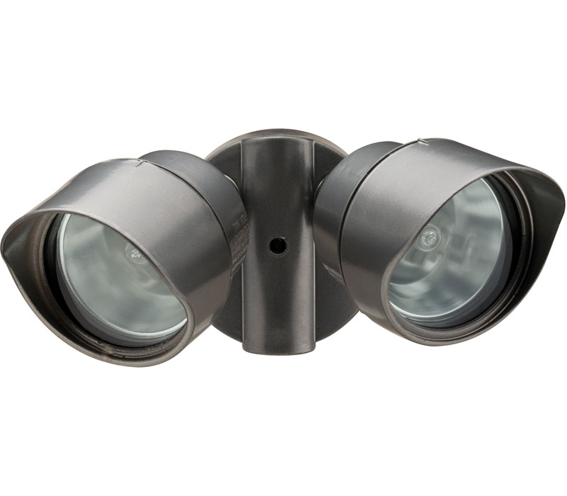 Lithonia oftr200q120lpbz flood 1lt bronze outdoor security lighting aloadofball Gallery