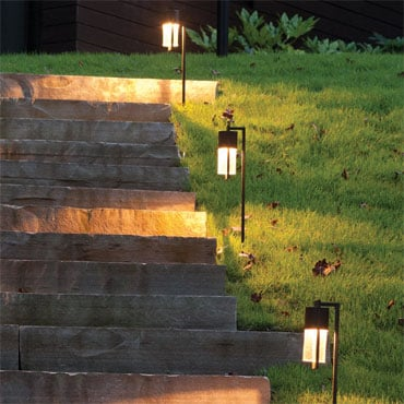 Low Volt Landscape Lights
