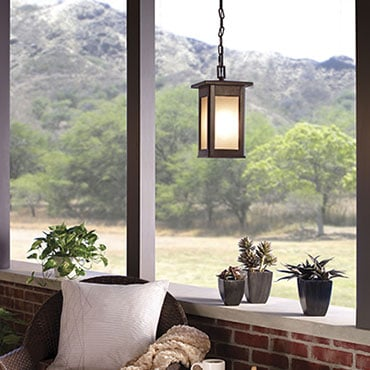 Outdoor & Exterior Lighting Fixtures for Garages, Porches, and Yards ...