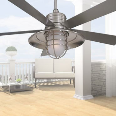Minka aire outdoor ceiling fans wet damp rated delmarfans minka aire outdoor fans aloadofball Images