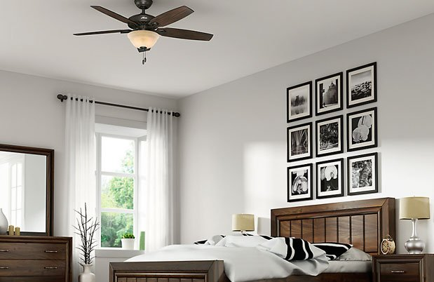 ceiling fans for bedrooms 3 benefits of sleeping with a bedroom fan delmarfans 14710