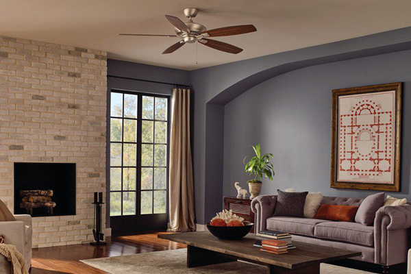 Best Ceiling Fans for Large Rooms: Highest CFM That Most the ...